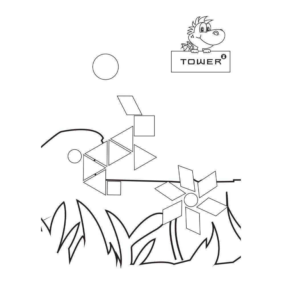 TOWER Printables Rabbitl Activities
