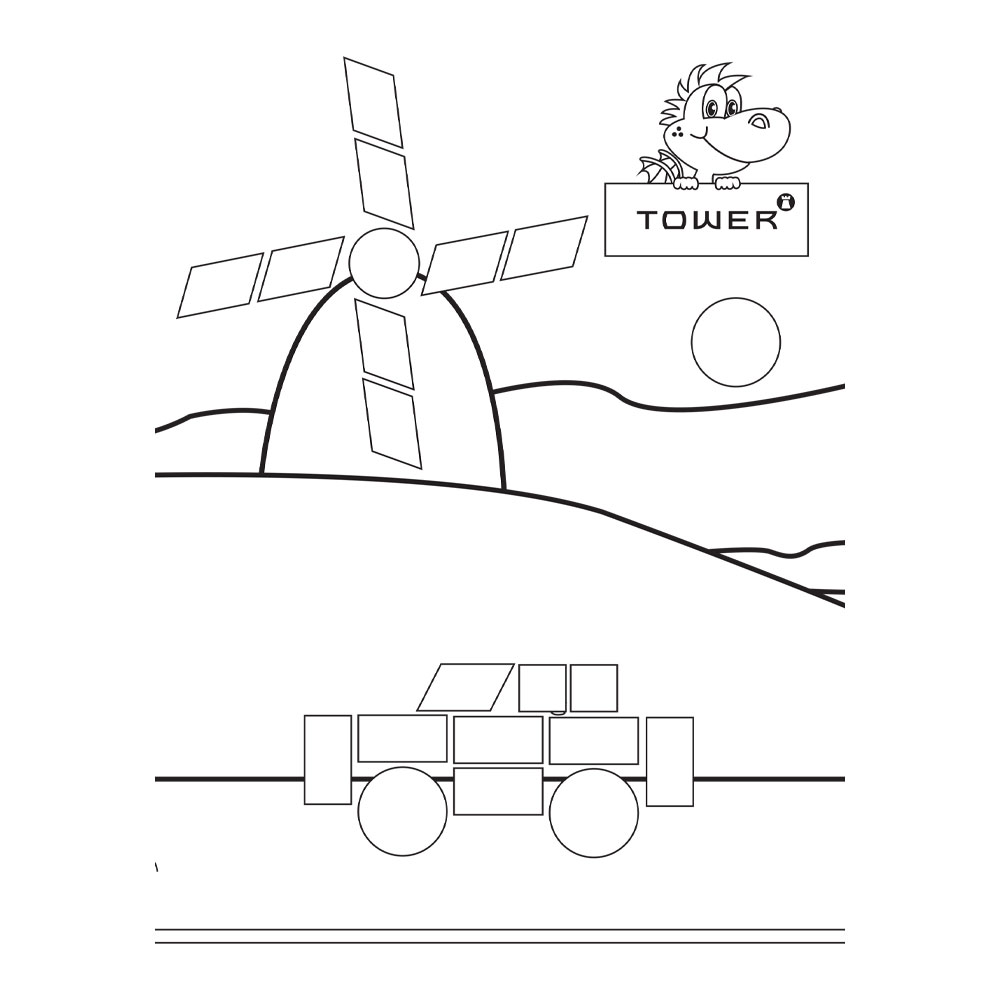 TOWER Printables Windmill Activities